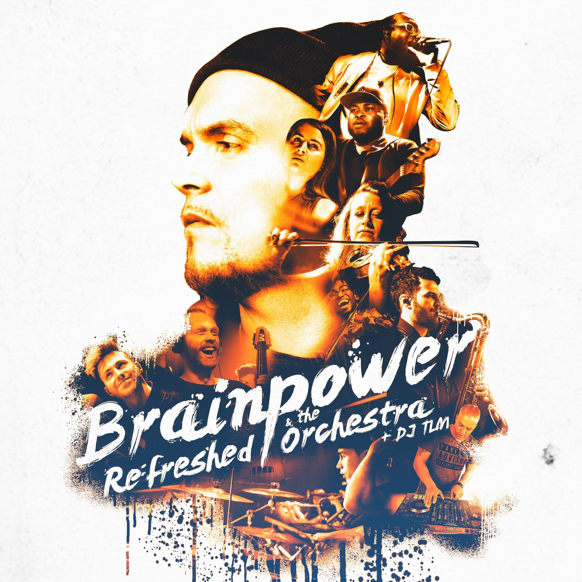 BRAINPOWER X RE:FRESHED ORCHESTRA